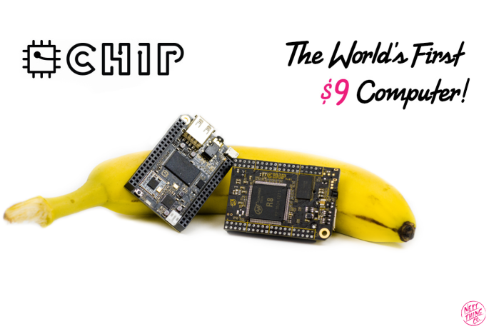 CHIP – The $9 Computer – The Basics